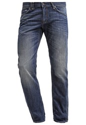 Bench Freewheel Straight Leg Jeans Blue Denim
