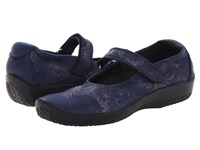 Arcopedico L45 Fm Navy Women's Maryjane Shoes Blue