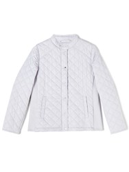 Dash Short Quilted Coat Neutral