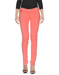 Take Two Jeans Coral
