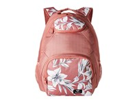 Roxy Shadow Swell Mix Backpack Withered Rose Lily House Backpack Bags Multi