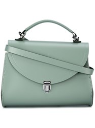 The Cambridge Satchel Company Mini 'Poppy' Doctors Bag Green