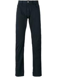Z Zegna Tailored Trousers Blue