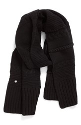 Uggr Women's Ugg Cable Knit Scarf
