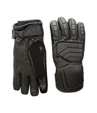Spyder B.A. Gore Tex R Ski Gloves Black Black Ski Gloves