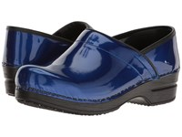 Sanita Smart Step Sable Pro Blue Slip On Dress Shoes