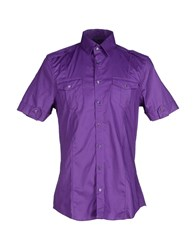 Hamaki Ho Shirts Shirts Men Purple