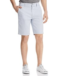 Joe's Jeans Twill Regular Fit Shorts Soft Gray