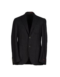 Reporter Suits And Jackets Blazers Men Steel Grey