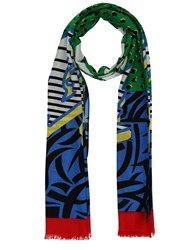 Marc By Marc Jacobs Scarves Green