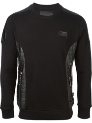 Philipp Plein 'One In' Sweater Black