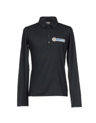 Hollywood Milano Polo Shirts Black