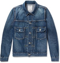 Visvim 101 Selvedge Denim Jacket Indigo