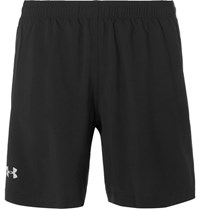 Under Armour Launch 2 In 1 Shell Shorts Black