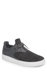 Creative Recreation Castucci Knit Sneaker Smoke Mesh