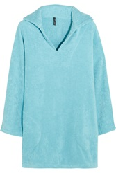 Lisa Marie Fernandez Boyfriend Cotton Terry Beach Tunic