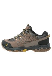 Jack Wolfskin Mtn Attack 5 Texapore Hiking Shoes Mustard Seed Light Brown