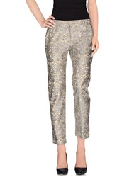 .. Merci Trousers Casual Trousers Women Platinum