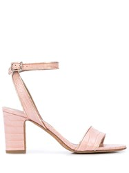 Tabitha Simmons Leticia 60Mm Snakeskin Effect Sandals