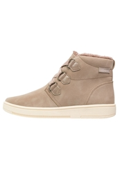 Esprit Desire Hightop Trainers Taupe