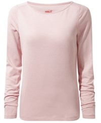 Craghoppers Nosilife Erin Long Sleeve T Shirt From Eastern Mountain Sports Blossom Pink