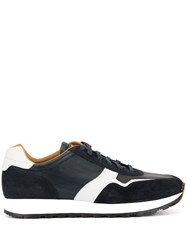 Magnanni Lace Up Sneakers Blue