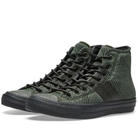 Converse Chuck Taylor Ii Hi 'Engineered Mesh' Green