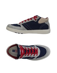 U.S. Polo Assn. U.S.Polo Footwear High Tops And Sneakers Dark Blue