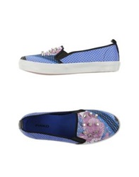 Pinko Low Tops And Trainers Blue