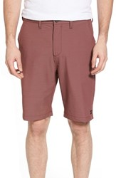Billabong Crossfire X Submersible Twill Shorts Rum