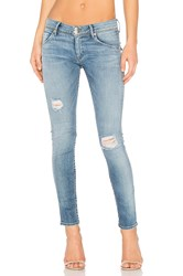 Hudson Jeans Collin Midrise Skinny Ambitions 2