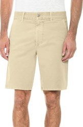 Joe's Jeans Brixton Trim Fit Straight Leg Shorts Ivory