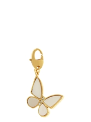 Kate Spade Butterfly Charm Cream Multi