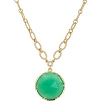 Irene Neuwirth Women's Mixed Gemstone Pendant Necklace No Color