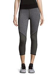 Threads For Thought Harlan Crop Leggings Grey