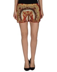 Jucca Shorts Red