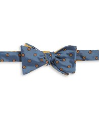 Brooks Brothers Reversible Bow Tie Yellow