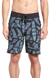 Quiksilver Waterman Collection Odysea Board Shorts Black