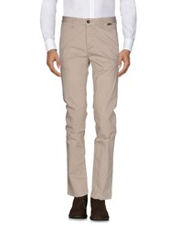 Fred Mello Casual Pants Beige