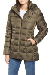 The North Face Transit Ii Down Jacket New Taupe Green