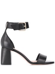 Red Valentino Strappy Buckled Sandals 60