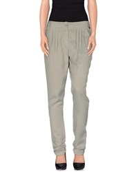 Ajay Trousers Casual Trousers Women Military Green