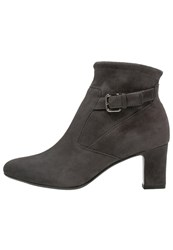 Peter Kaiser Arne Ankle Boots Carbon Grey