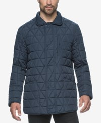 Marc New York Men's Auburn Quilted Field Jacket Ink