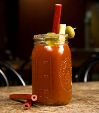 Leisure Blaahg A Bloody Mary Beef Straw