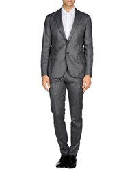 Eleventy Suits And Jackets Suits Men Grey