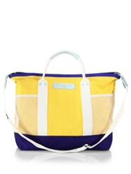 Want Les Essentiels Sangster Tote Yellow Multi