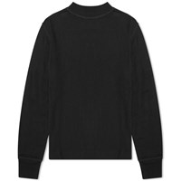 Mhl By Margaret Howell Mhl. Thermal Tee Black