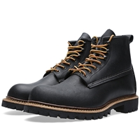 Red Wing Shoes Red Wing 2930 Heritage Work 6' Ice Cutter Boot Black Ottertail