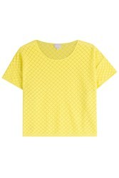 Lala Berlin Cotton Top Yellow